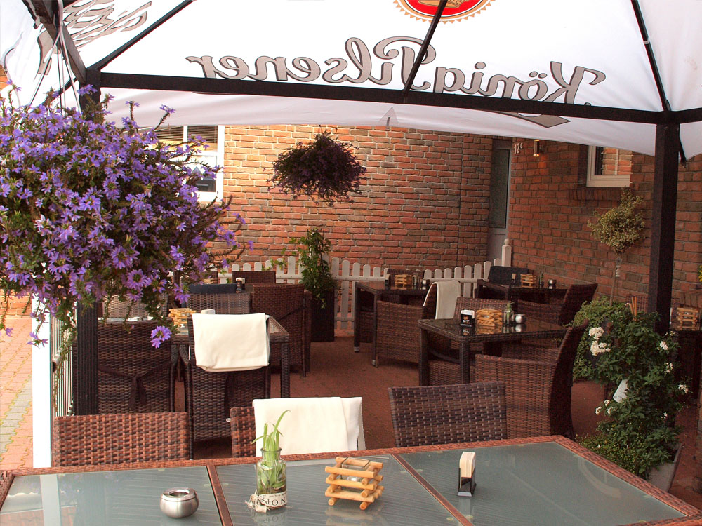 Foto 10 – Unser Restaurant Apollon in Greetsiel